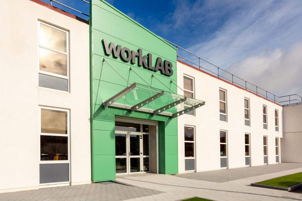 workLAB Waterford opens for business!